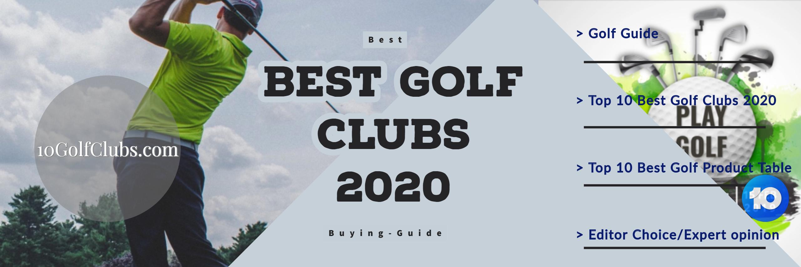 10 Best Golf Clubs