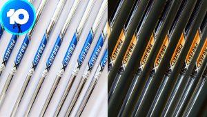 golf club shaft