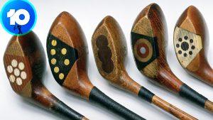 wood golf clubs