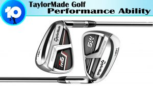 TaylorMade Performance Ability