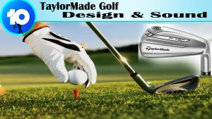 taylorMade design and sound
