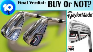 TaylorMade m6 Golfclubs