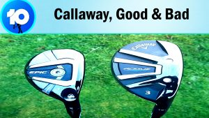 Callaway Golf Mens Rogue X Hybrid good and bad