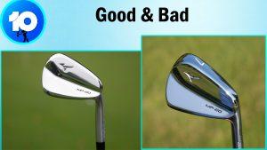 Mizuno MP-20 Golf Iron Set Good and BAD