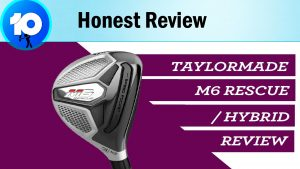Taylormade golf m6 rescue